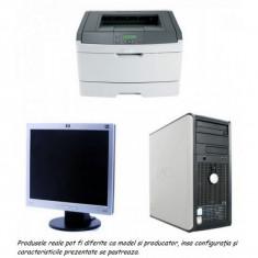 Calculator DTK i3 4GB,320 GB + monitor 19 inch + tastatura si mouse? + cadou Imprimanta sh Hp1015