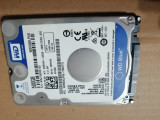 hdd Hard Disk Laptop WD Blue WD5000LPVX 500GB, 5400rpm, 8 MB, SATA 3 slim