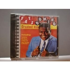 FATS DOMINO - GREATEST HITS (1987/WSC Rec/RFG) - CD ORIGINAL/Nou/Sigilat