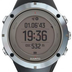 Ceas activity tracker Suunto Ambit3 Peak Sapphire (Negru/Argintiu)