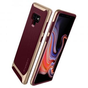 Husa Samsung Galaxy Note 9Spigen Neo Hybrid Burgundy