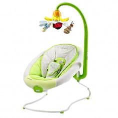 Balansoar pentru copii Caretero Blossom BLS1 V, Verde