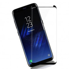 Folie Sticla Tempered Glass Samsung Galaxy Note 9 n960 3D Full Glue Black