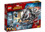LEGO Marvel Super Heroes - Exploratorii Taramului Cuantic 76109