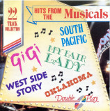 CD Hits From The Musicals, original