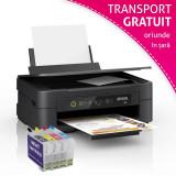Cumpara ieftin Imprimanta multifunctionala Epson Expression Home XP-2100, A4, color, Wi-Fi cu cartuse reincarcabile