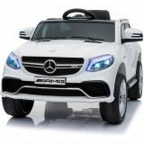 Masinuta Electrica Mercedes Benz AMG White, Chipolino