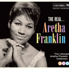 Aretha Franklin The Real Aretha Franklin (3cd)