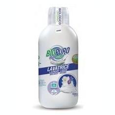 Detergent Bio Lichid pentru Spalarea Rufelor Albe Biopuro Pronat 1L Cod: BPPAPLA1-KFL