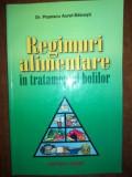 Regimuri alimentare in tratamentul bolilor- Popescu Aurel Balcesti