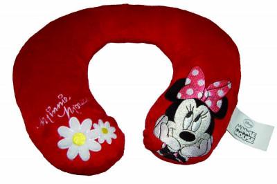 Pernuta gat Minnie Mouse, brodata Kft Auto foto