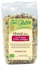 Musli Bio cu 4 Fructe Fara Gluten Ma Vie Sans Gluten 300gr Cod: 7432