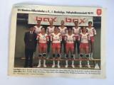 Carte postala vedere cu echipa volei, TSV Munchen_Milbertshofen e.V, Bundesliga