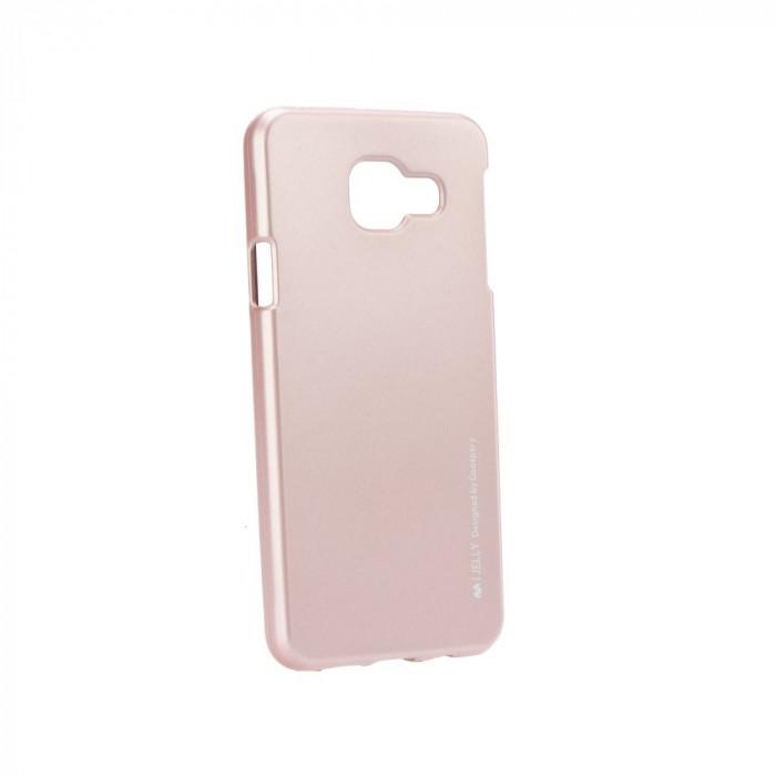 Husa SAMSUNG Galaxy S6 Edge - iJelly Mercury (Roz)