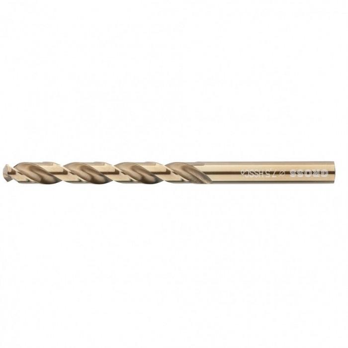 GROSS Burghiu spiralat pentru metal, HSS-Co, 10 mm , GROSS 72343