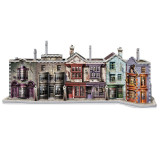 Puzzle 3D Harry Potter Diagon Alley 450 Piese - Original