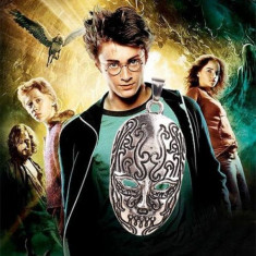 Pandantiv / Colier / Lantisor - HARRY POTTER Masca Bellatrix Lestrange