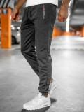 Pantaloni de trening grafit Bolf JX1028