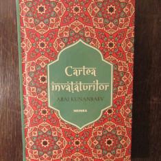 Cartea invataturilor- ABAI KUNANBAEV