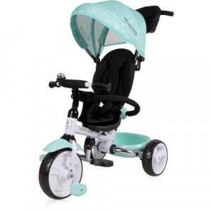 Tricicleta Multifunctionala 3 in 1 Matrix, Colectia 2019 Green Stars