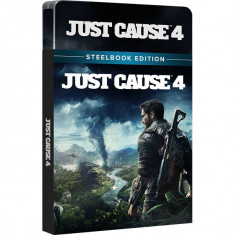 Just Cause 4 Steelbook Ps4