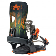 Legaturi snowboard Rome Crux Camo 2021