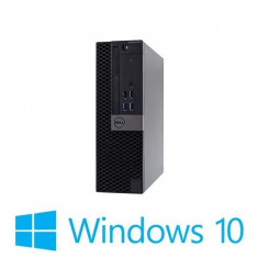 Calculatoare Refurbished Dell OptiPlex 3040 SFF, i3-6100, Win 10 Home