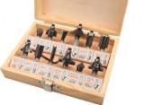Set freze profil lemn, 12 bucati, Tolsen Tools