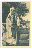 3412 - ETHNIC woman, from Gorj - old postcard, real PHOTO - unused - 1936