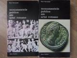 MONUMENTELE PUBLICE ALE ARTEI ROMANE VOL.1-2 - NIELS HANNESTAD