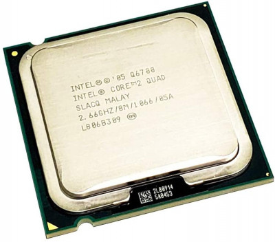 Procesor PC Intel Core 2 Quad Q6700 2.66Ghz LGA775 foto