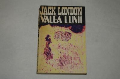 Valea lunii - Jack London - 1978 foto
