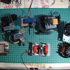Motor electric 220v/110v  set 8 bucati