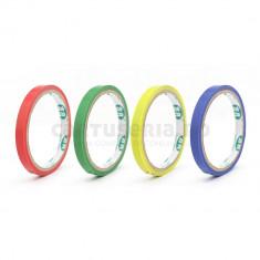 Banda pentru sigilat pungi 12 mm x 66 m colorata