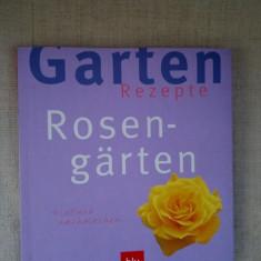 ROSEN GARTEN - in limba germana