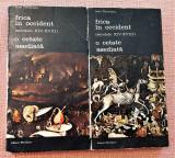 Frica in occident 2 Volume. Editura Meridiane, 1986 - Jean Delumeau