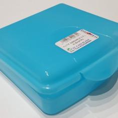 Cutie pentru sandvis, 0.5 l, culoare albastra