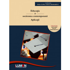 Educatia in societatea contemporana. Aplicatii. ICSED2015 - Otilia CLIPA, Gabriel CRAMARIUC (coordonatori)