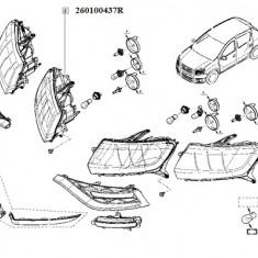 Far Dreapta Logan Ii, Mcv Ii, Sand Ii Facelift Renault 260100437R