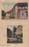 Baile Herculane Baia Gen. Dragalina, Hotel Severin CP necirculata 1938