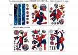 Sticker Spiderman camere copii Ultimate Spiderman