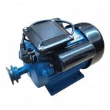 Motor electric monofazat, DDT, 2200 W, 3000 rpm, 2 condensatori, corp fonta