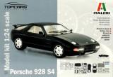 Cumpara ieftin Macheta auto Italeri, PORSCHE 928 S4 1:24