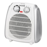 Aeroterma Hausberg HB-8502, protectie supraincalzire, termostat reglabil, 2000 W