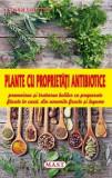 Plante cu proprietăți antibiotice, 2018