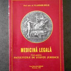 VLADIMIR BELIS - MEDICINA LEGALA (1999)