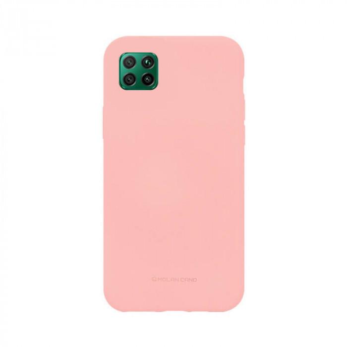 Husa Huawei P40 Lite Roz Molan Cano