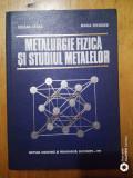 Metalurgie fizica si studiul metalelor-partea I-Suzana Gadea,Maria Petrescu