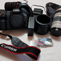 Canon EOS 5D Mark II Super Ofertă sub 10K cadre