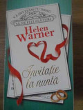 INVITATIE LA NUNTA-HELEN WARNER